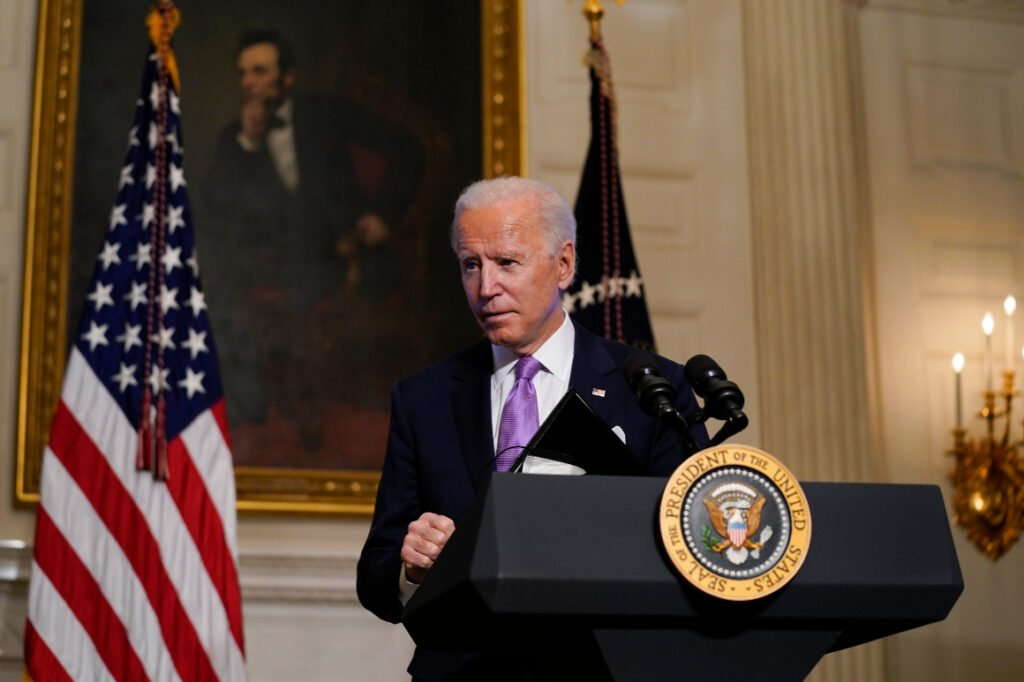 Biden's new climate orders to reshape U.S. energy policy - POLITICO