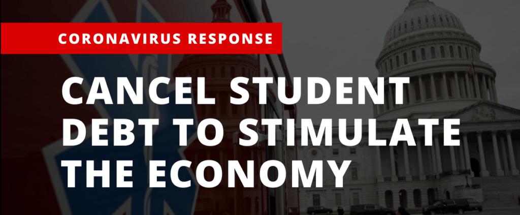 CONGRESS: Cancel Student Debt to Stimulate the Economy | MoveOn