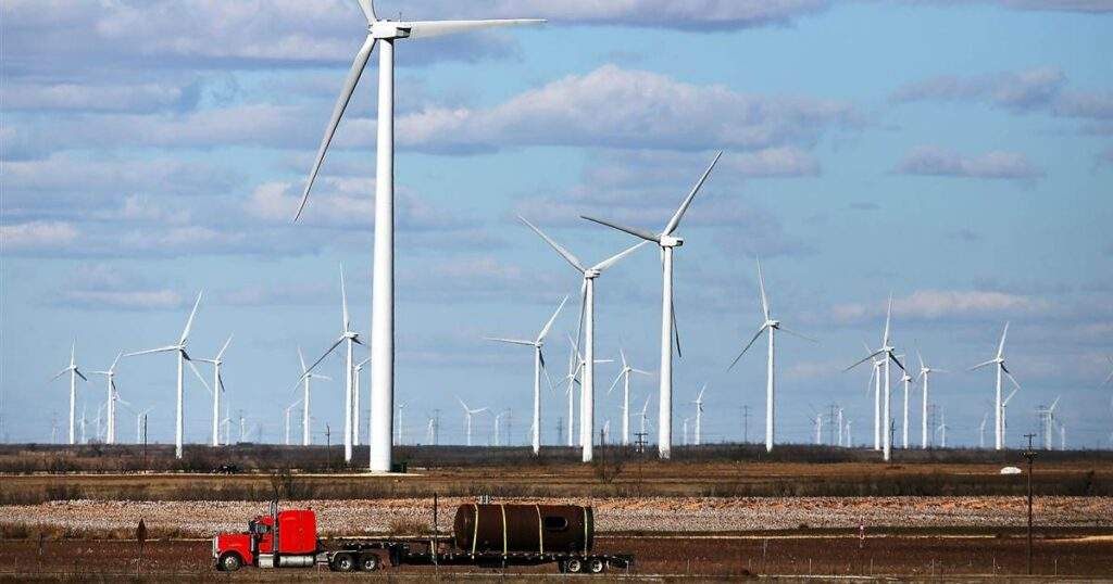 Texas power crisis points to challenges of renewable energy future