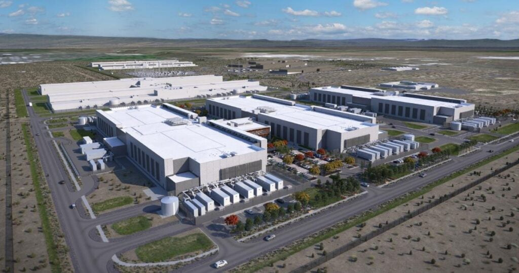Facebook announces 10th and 11th data centers at Prineville, Oregon campus amid renewable energy fight - DCD