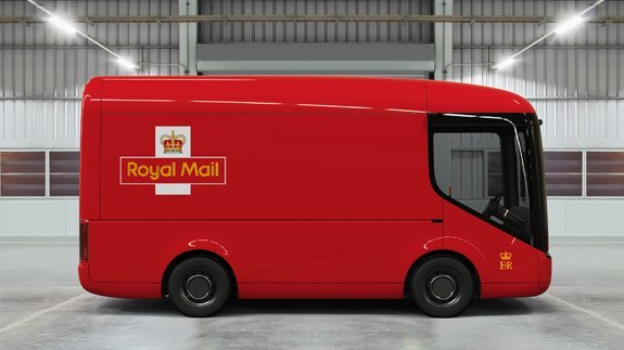 By 2025, Royal Mail make promises to only order electric new vehicles for use in the workplace by making them the only available vehicle to order.